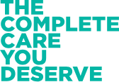 tagline - The Complete Care You Deserve